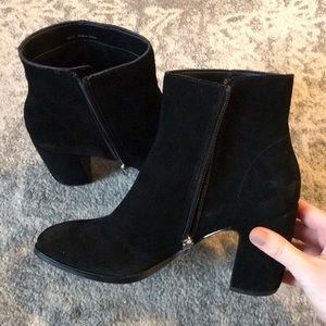 Dolce Vita NEW Suede Size 9 Booties